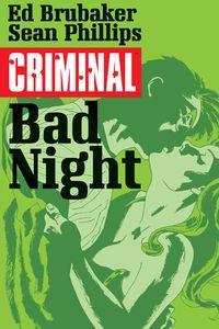 [Criminal: Volume 4: Bad Night (Product Image)]