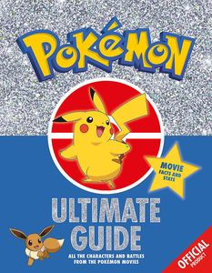 [Official Pokemon Ultimate Guide (Hardcover) (Product Image)]