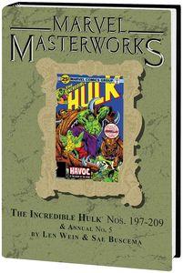 [Marvel Masterworks: The Incredible Hulk: Volume 12 (Dm Variant Hardcover) (Product Image)]