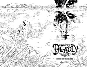 [Pretty Deadly #1 (Forbidden Planet Wrap Variant) (Product Image)]