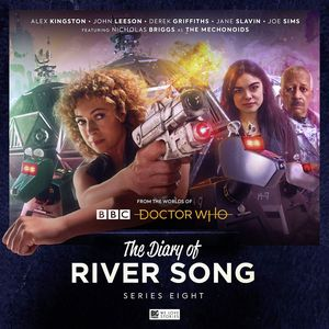 [Doctor Who: The Diary Of River Song: Series 8 (Product Image)]