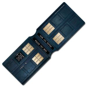 [Doctor Who: Travel Pass Holder: The TARDIS (Product Image)]