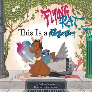 [This Is A Flying Rat (Hardcover) (Product Image)]