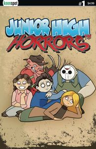 [Junior High Horrors #1 (Product Image)]