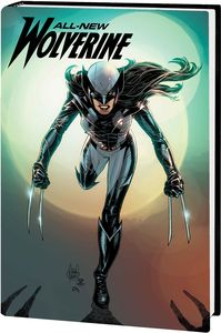 [All-New Wolverine By Tom Taylor: Omnibus (Kubert DM Variant Hardcover) (Product Image)]