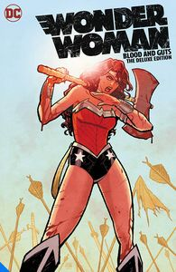 [Wonder Woman: Blood & Guts (The Deluxe Edition Hardcover) (Product Image)]