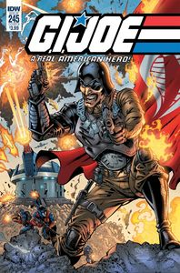 [GI Joe: A Real American Hero #245 (Cover A Gallant) (Product Image)]