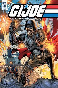 [GI Joe: A Real American Hero #245 (Cover A Gallant) (Product Image)]