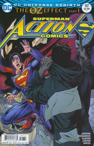 [Action Comics #987 (Variant Edition) (Oz Effect) (Product Image)]