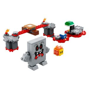 [LEGO: Super Mario: Expansion Set: Whomp's Lava Trouble (Product Image)]