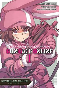 [Sword Art Online: Alternative Gun Gale: Volume 1 (Product Image)]