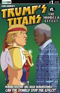 [Trumps Titans Vs Mandela Effect #1 (Cover A Nelson Mandela Variant) (Product Image)]