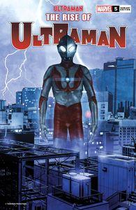 [Rise Of Ultraman #5 (Asamiya Variant) (Product Image)]