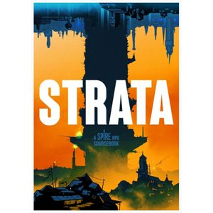 [Spire RPG: Strata: Source Book (Product Image)]