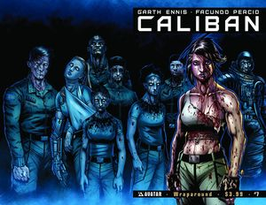[Caliban #7 (Wrap Cover) (Product Image)]