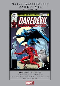 [Marvel Masterworks: Daredevil: Volume 14 (Hardcover) (Product Image)]