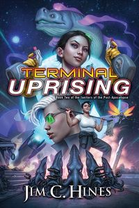[Janitors of the Post-Apocalypse: Book 2: Terminal Uprising (Hardcover) (Product Image)]
