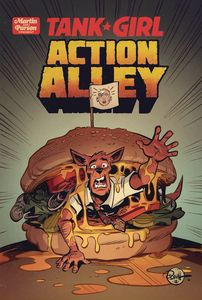 [Tank Girl: Action Alley #4 (Cover A Parson) (Product Image)]