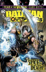 [Batman & The Outsiders #4 (YOTV Dark Gifts) (Product Image)]