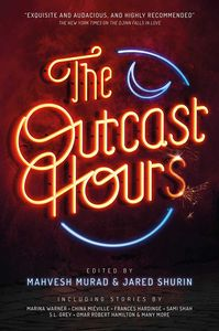 [The Outcast Hours (Product Image)]