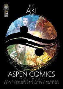 [Art Of Aspen Comics: Volume 2 (Product Image)]