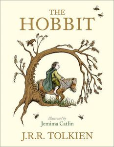 [The Hobbit (Colour Illustrated) (Product Image)]