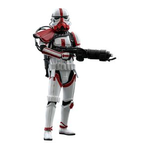 [Star Wars: The Mandalorian: Hot Toys Action Figure: Incinerator Stormtrooper (Product Image)]