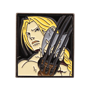 [Street Fighter: Pin Badge: Vega (Product Image)]
