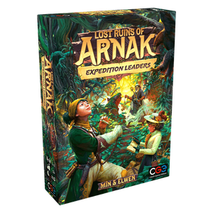 [Lost Ruins Of Arnak: Expedition Leaders (Expansion) (Product Image)]