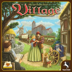 [Village: Board Game (Product Image)]