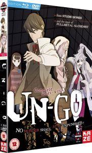 [Un-Go: Complete Box Set (Blu-Ray/DVD) (Product Image)]