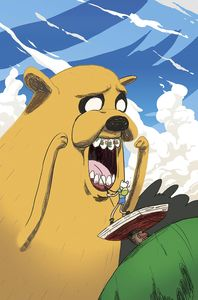 [Adventure Time #44 (Subscription Kindred Variant) (Product Image)]