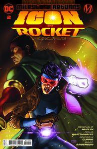 [Icon & Rocket: Season One #2 (Product Image)]