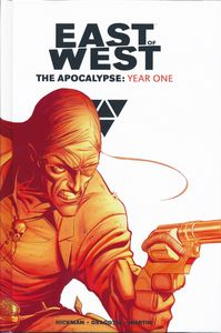 [East Of West: The Apocalypse: Year One (Hardcover) (Product Image)]