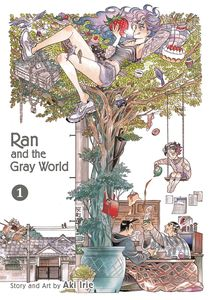 [Ran & The Gray World: Volume 1 (Product Image)]