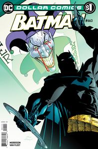 [Dollar Comics: Batman #663 (Product Image)]