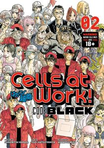 [Cells At Work! Code Black: Volume 2 (Product Image)]