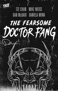 [The Fearsome Doctor Fang (Signed Edition) (Product Image)]
