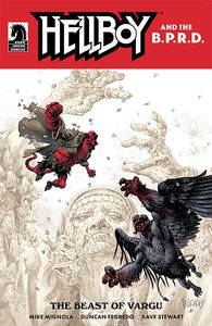 [Hellboy & B.P.R.D.: Beast Of Vargu (Cover A Fegredo) (Product Image)]