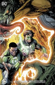 [Hal Jordan & The Green Lantern Corps #49 (Variant Edition) (Product Image)]