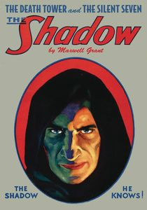 [Shadow: Double Novel: Volume 125: Death Tower & Silent Seven (Product Image)]