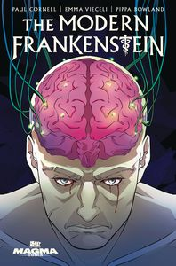 [Modern Frankenstein #3 (Cover A Vieceli & Bowland) (Product Image)]