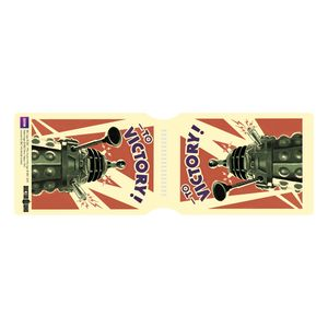 [Doctor Who: Travel Pass Holder: Dalek To Victory (Product Image)]