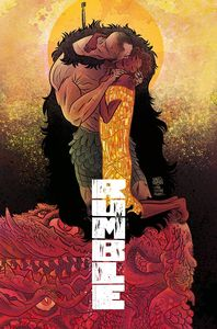 [Rumble #8 (Cover A Rubin) (Product Image)]