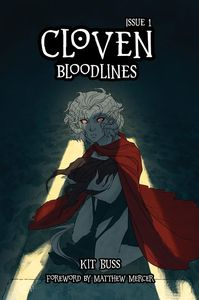 [Cloven: Bloodlines #1 (Signed Edition) (Product Image)]