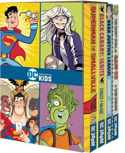[DC Graphic Novels For Kids (Box Set) (Product Image)]