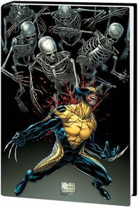 [Death Of Wolverine (Hardcover - Quesada DM Edition) (Product Image)]
