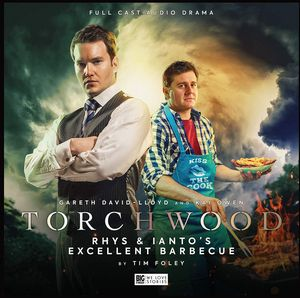 [Torchwood: #44: Rhys & Ianto's Excellent Barbecue (Product Image)]