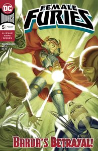 [Female Furies #5 (Product Image)]