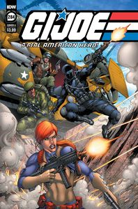 [GI Joe: A Real American Hero #284 (Cover A Andrew Griffith) (Product Image)]